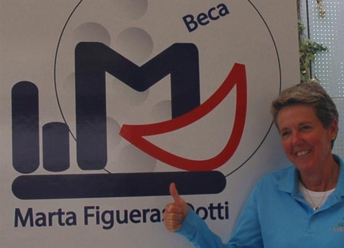 Marta Sanz y Nuria Iturrios, las agraciadas