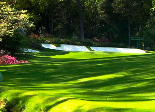 El Augusta National, un campo para disfrutar de cada rincón