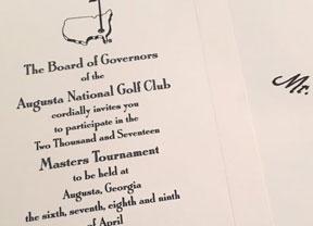 80 jugadores ya tienen la invitación del Masters asegurada