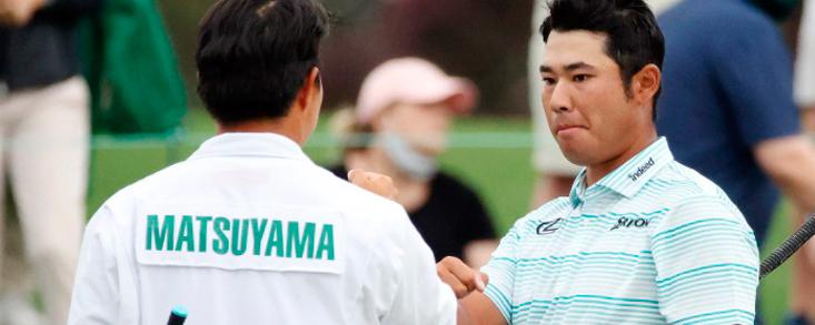 Algo más de dos millones de dólares para el japonés por su victoria