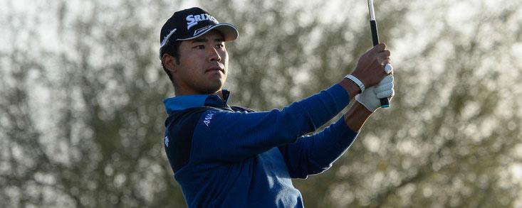 Matsuyama, retirado por lesión en Arizona