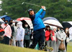 Hideki Matsuyama a un paso de ser el primer japonés en ganar el Zozo Championship