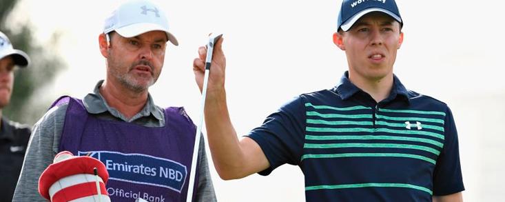 Fitzpatrick se hace con el mando en el Emirates Golf Club
