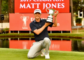 Matt Jones vuelve a ganar el Emirates Australian Open cuatro años después