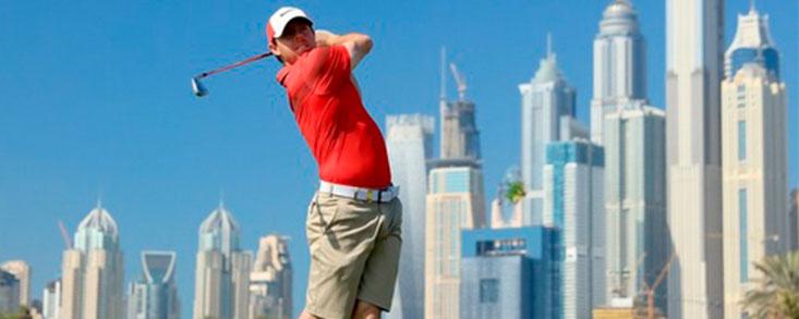 Rory McIlroy, sin tiempo que perder en Dubai