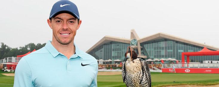 Rory McIlroy, con ganas de emprender el vuelo en su primera cita del año