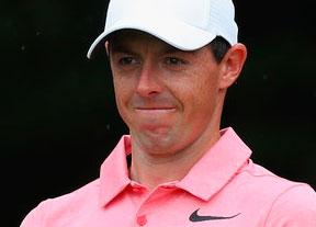 Rory Mcilroy, el favorito en las apuestas para el PGA Championship
