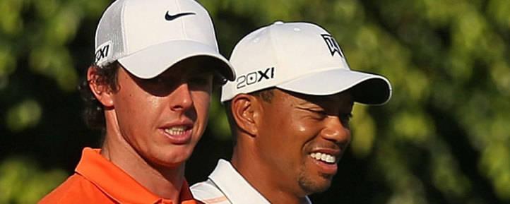 ¿Qué palos jugarán ahora McIlroy, Woods o Wie?