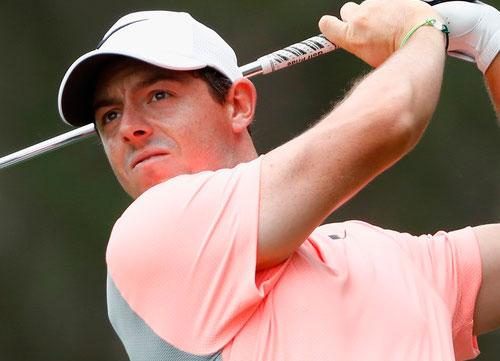 McIlroy el único golfista en el top ten de los deportistas más ricos