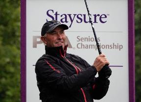 McKenzie y Wilson se adelantan en el Staysure PGA Seniors Championship