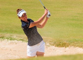 Megan MacLaren (-7) se cuela en el Top-5 de la clasificación