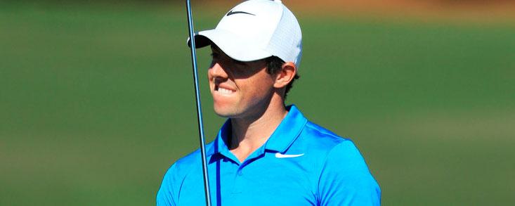 Rory McIlroy vuelve a ser número dos del mundo