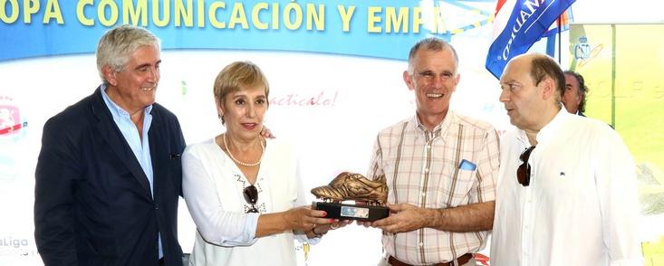 El Memorial Juan Carlos Arteche se salda de nuevo con la victoria de los deportistas