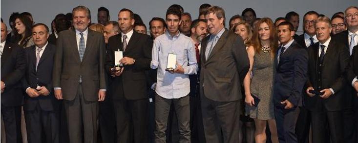 Sergio García, Ruth Beitia, el baloncesto español y Alejandro Valverde, Medallas de Oro
