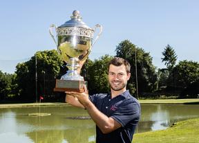 Franck Medale gana en Open de la Mirabelle d'Or