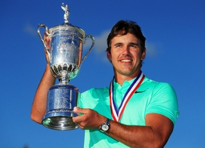 Koepka, un largo camino hasta llegar a lo más alto del golf mundial