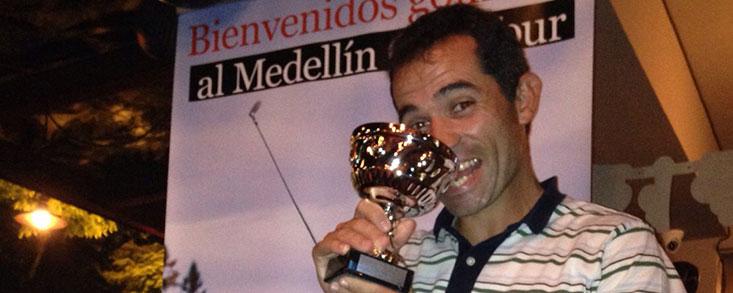 Medellín se vuelca con el turismo de golf
