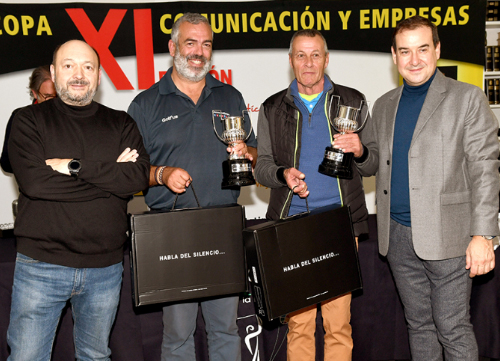 Mediaset gana la Copa de España de Medios de Comunicación