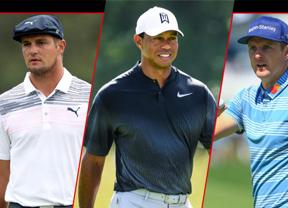 Tiger Woods, Bryson DeChambeau y Justin Rose, partidazo en casa de Jack Nicklaus