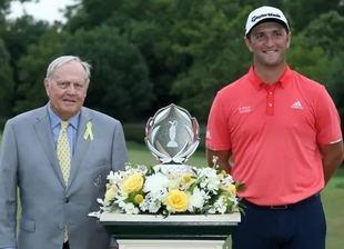 Jon Rahm ganó el Memorial y alcanzó el número 1 del mundo