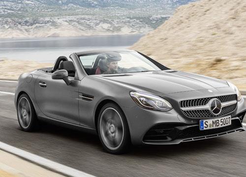 Nuevo nombre y precio para el Mercedes SL