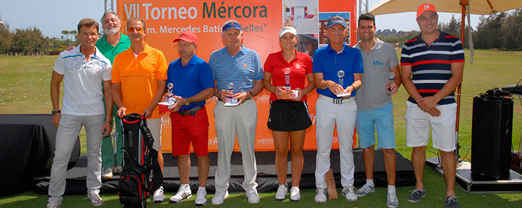 Maspalomas Golf recibe el VII Torneo Mercora