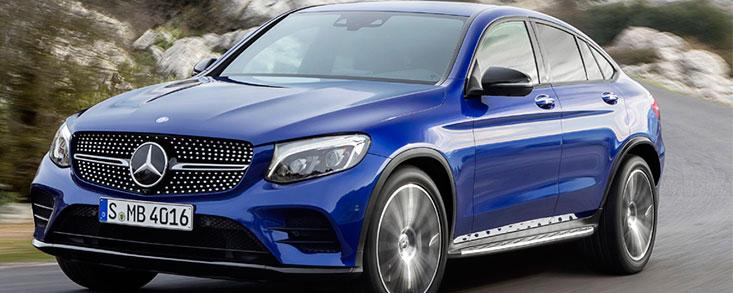 Mercedes GLC Coupé, un paso adelante