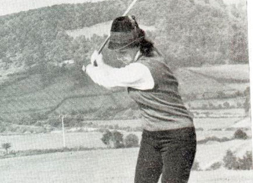 Fallece Mercedes Etchart, referencia del golf femenino