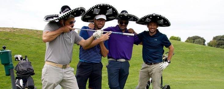 Golf, gastronomía y concurso de fotografía