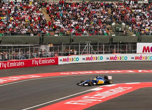 GP de México: organización ejemplar