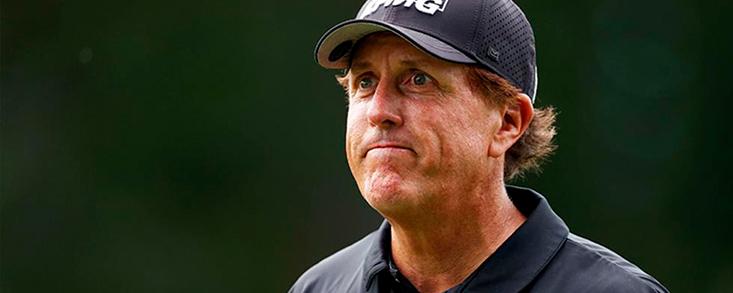 Phil Mickelson acepta una invitación para jugar el U.S. Open en Torrey Pines