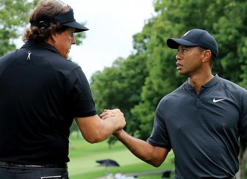 ¿Estarán Mickelson y Tiger Woods en el equipo de la Ryder?