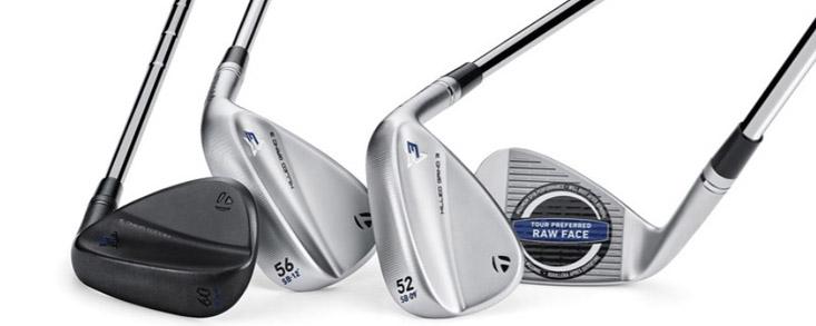 TaylorMade Golf presenta los nuevos y espectaculares wedges Milled Grind 3