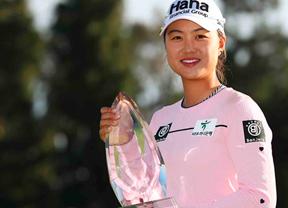 Minjee Lee certifica con autoridad su quinto título en el LPGA Tour
