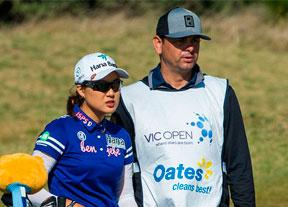 Minjee Lee asume el mando y Silvia Bañón entra en el top ten