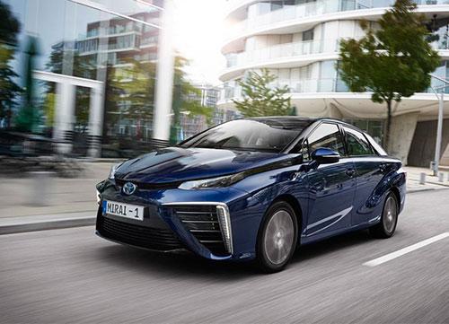 Regreso al futuro con Toyota
