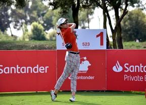 Alisson Lee, quiere la victoria Con Mireia Prat como mejor española