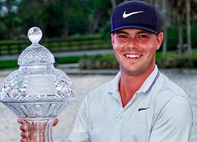 Keith Mitchell se estrena en el PGA Tour con su victoria en Palm Beach