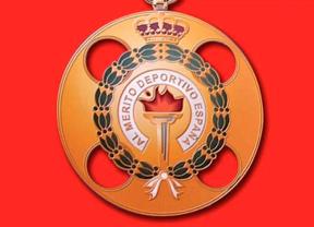 Celia Barquín, Medalla de Oro de la Real Orden del Mérito Deportivo