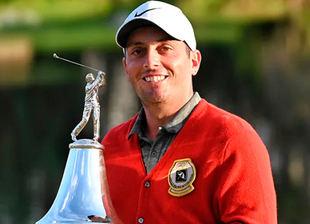 Un magistral 64 le da a Molinari su tercera victoria en el PGA Tour