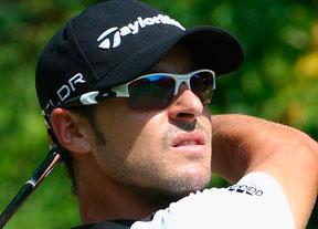 Javier Colomo aguanta en el top ten tras la segunda ronda