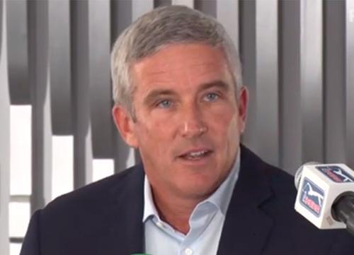 Jay Monahan presenta las novedades de la FedEx Cup para 2019