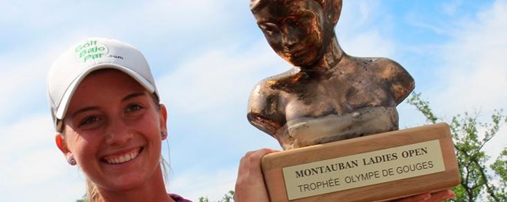 Laura Gómez consigue en Francia la segunda victoria española en el Letas