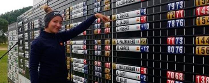 Trece golfistas españolas buscan el triunfo en Montado Golf
