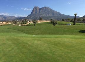 La Marina Alta dispondrá de un nuevo campo de golf de primer nivel, en Villajoiosa