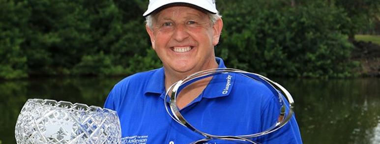 No hay quien pueda con Colin Montgomerie en el Senior Tour Europeo