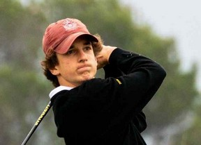 Jaime Montojo sigue liderando en Pula Golf