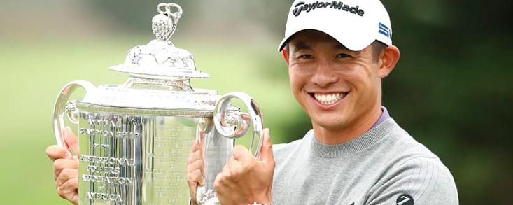 Collin Morikawa ganó el PGA Championship firmando su mejor vuelta