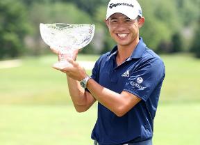 Collin Morikawa gana a Justin Thomas en EL desempate y suma su segundo título