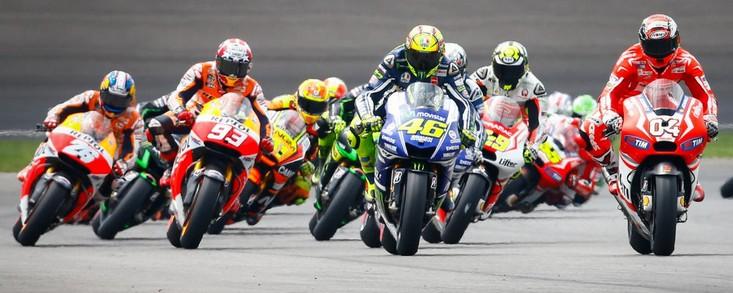 MotoGP2016, comienza el espectáculo